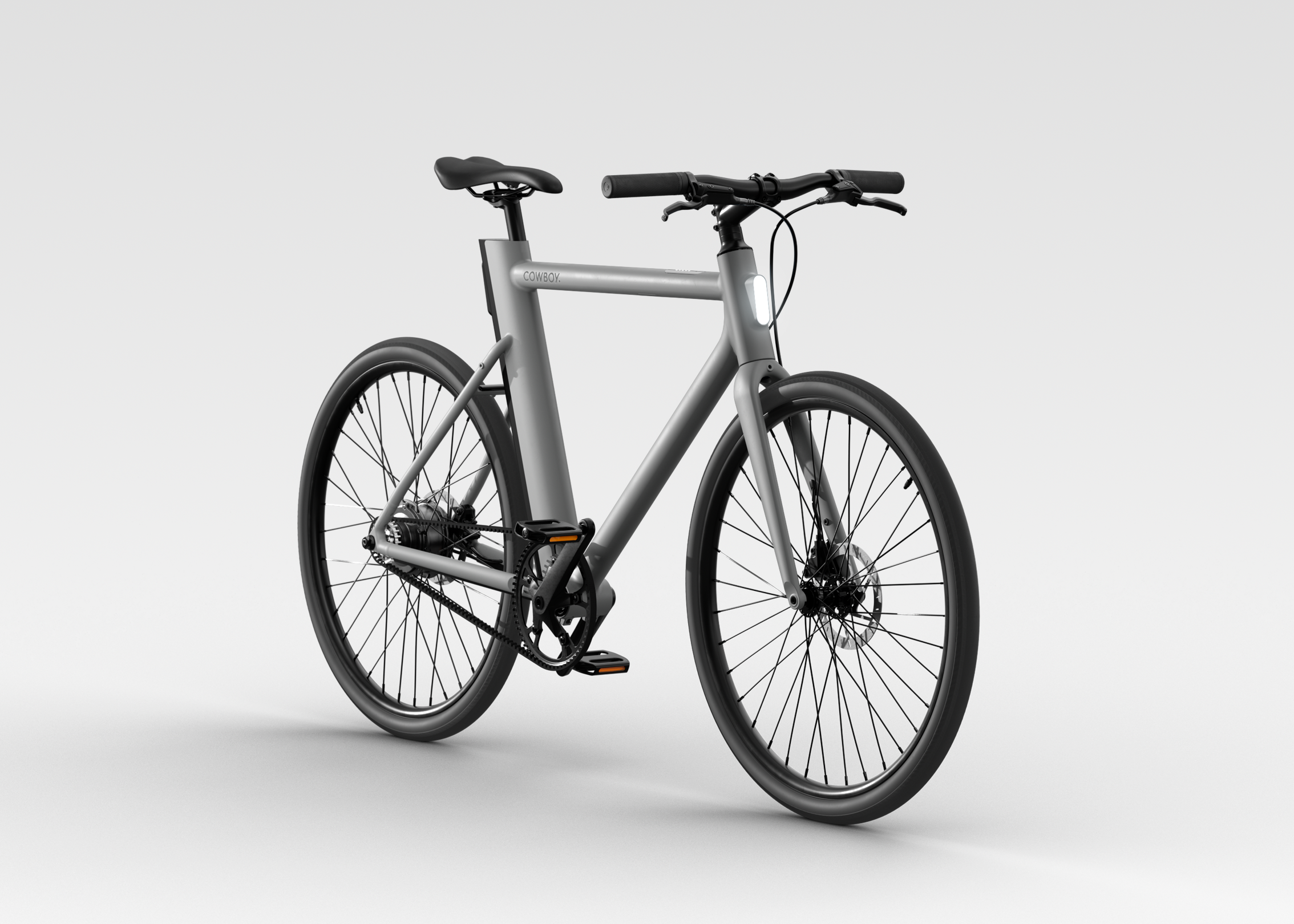 Cowboy releases updated e-bike with new carbon belt 2
