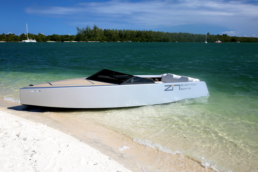 Zin Boats reinvents the electric speedboat in a bid to become the Tesla of the sea 3