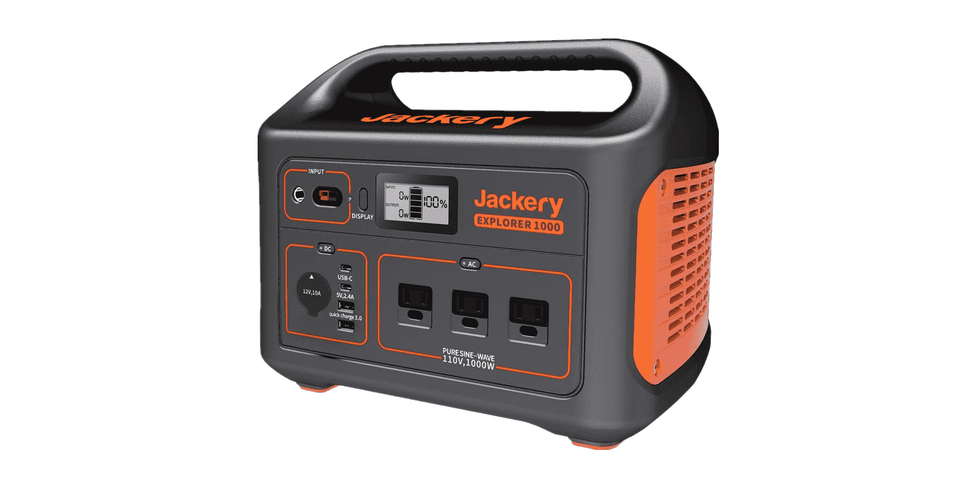 Jackery's solar generator system helps you collect and store more than enough juice for off-grid essentials 2