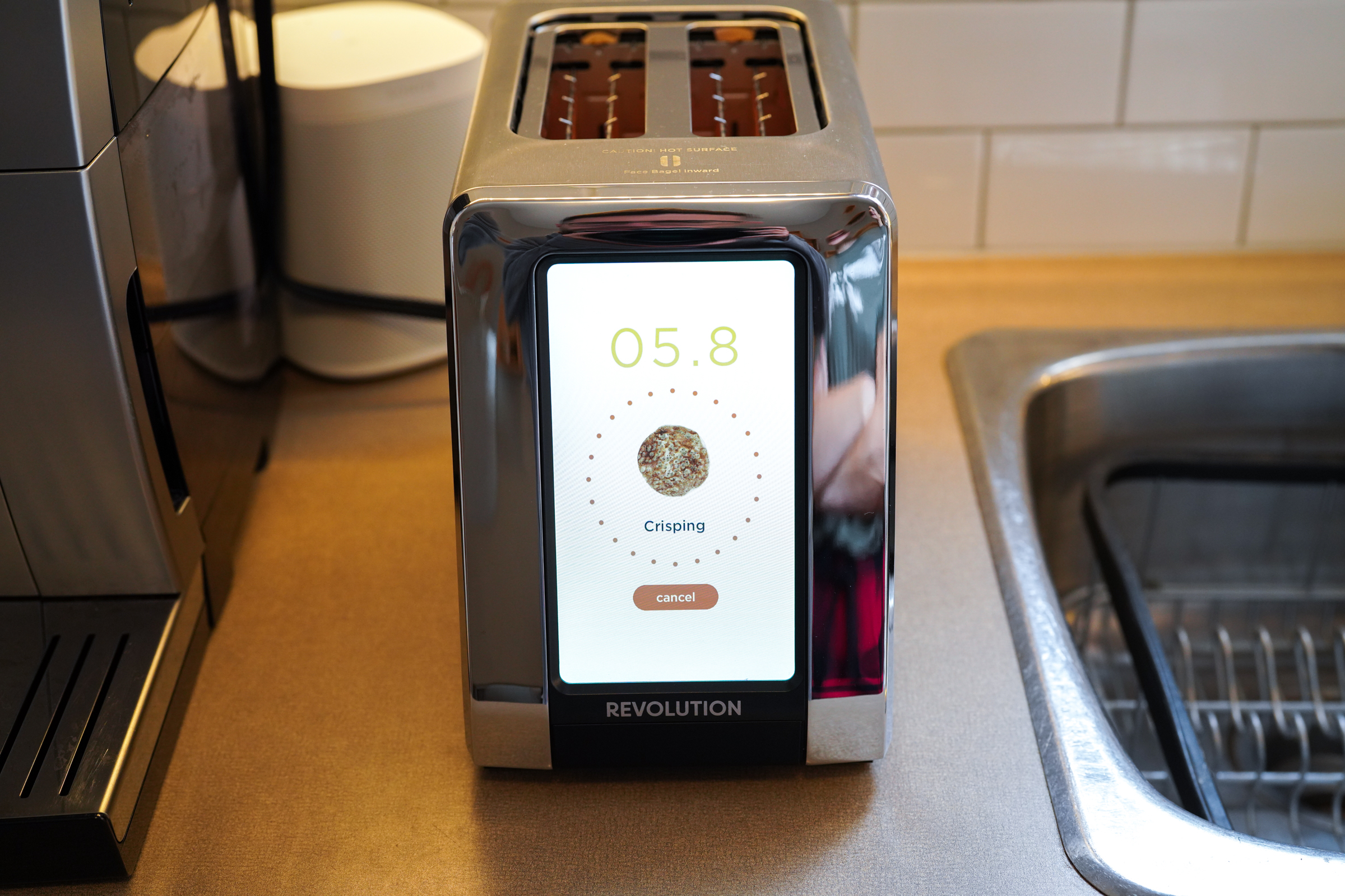 Revolution Cooking's R180 Smart Toaster delivers smarter, faster toasting – for a price 2